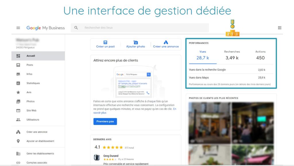 Apprendre à utiliser google my business référencement local