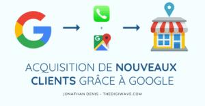 Entreprise locale : l'importance d'être référencée sur Google My Business ?