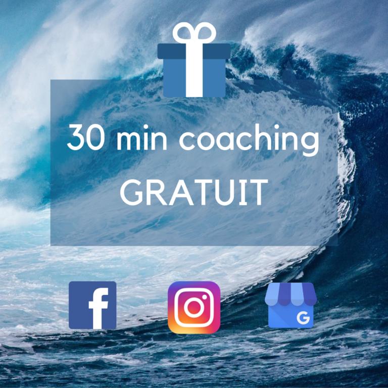 Coaching publicité Facebook ADS réseaux sociaux marketing digital gratuit montpellier digiwave